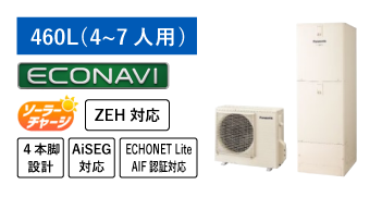 Panasonic HE-NS46KQS タケモトデンキ