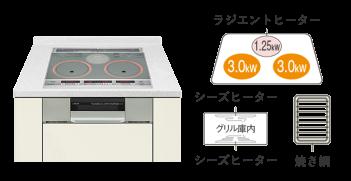 Panasonic KZ-G32AST タケモトデンキ