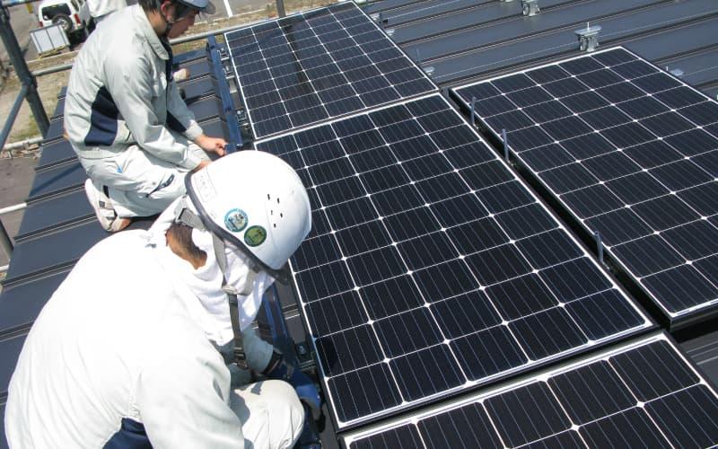 太陽光発電事業3